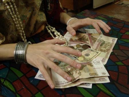 Снятие порчи обошлось студентке ГУПа в77 тыс. руб.