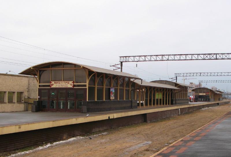 Поезд насмерть сбил мужчину вКупчино
