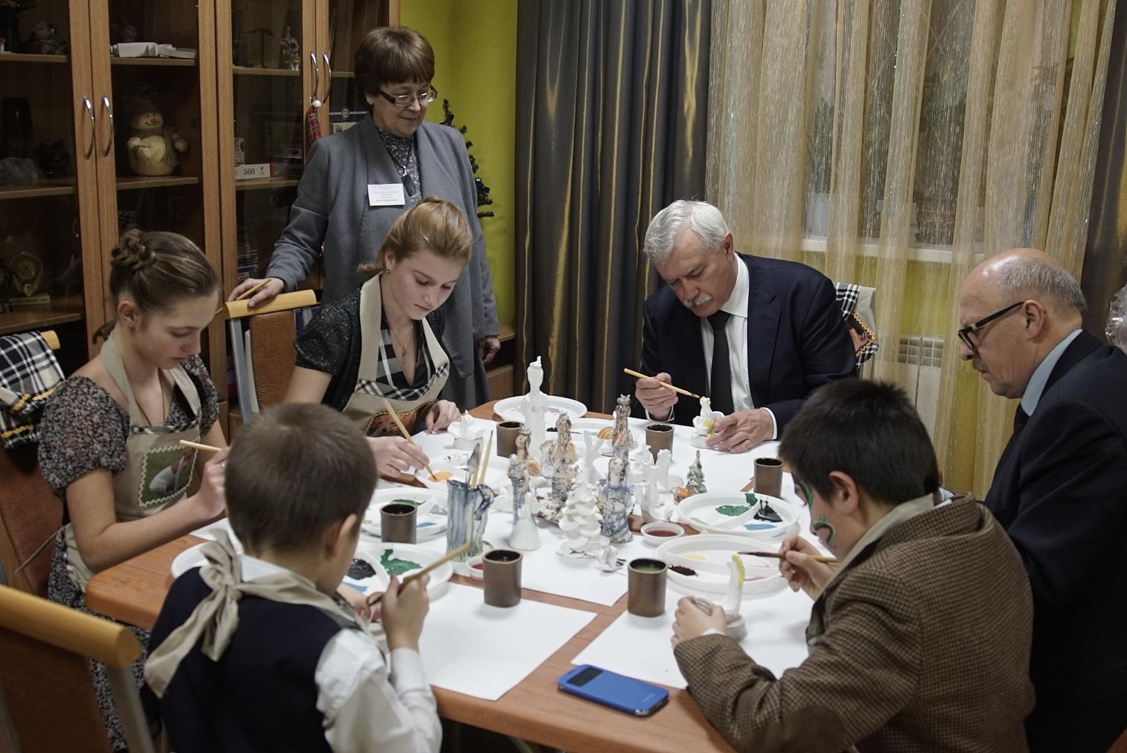 Главой петербургского отделения «Единой России» выбрали Вячеслава Макарова
