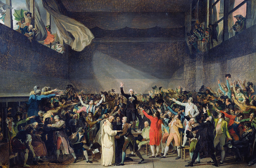 an analysis of the tennis court oath by jacques louis david The below artworks are the most important by jacques-louis david - that both overview the major creative periods, and highlight the greatest achievements by the artist artwork description & analysis: to mark the first anniversary of the tennis court oath, a moment of solidarity that sparked the.