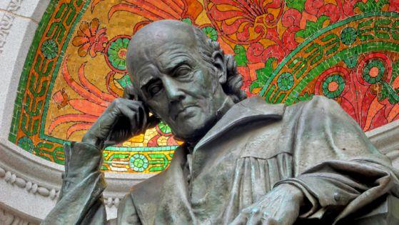 Врач Сэмюэль Ганеманн, основатель гомеопатии
