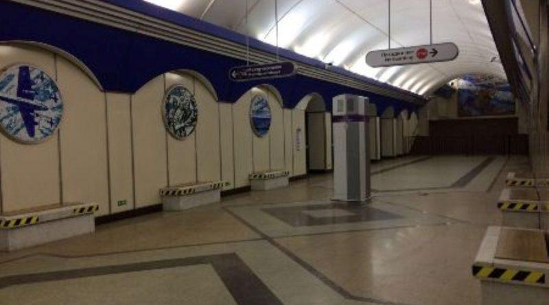Фото с сайта Петербургского метрополитена