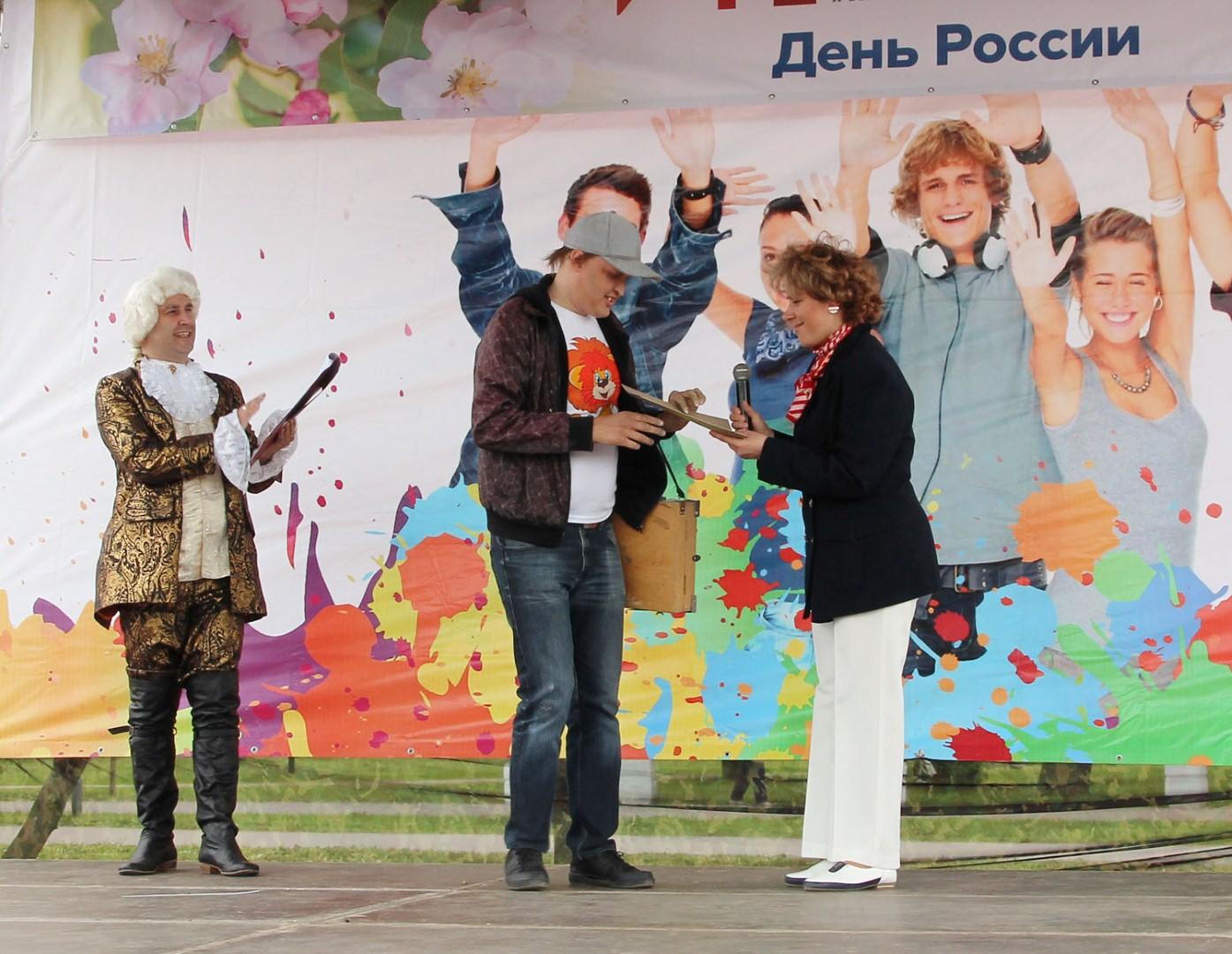 Виктория Кузминицкая и Константин Васильев