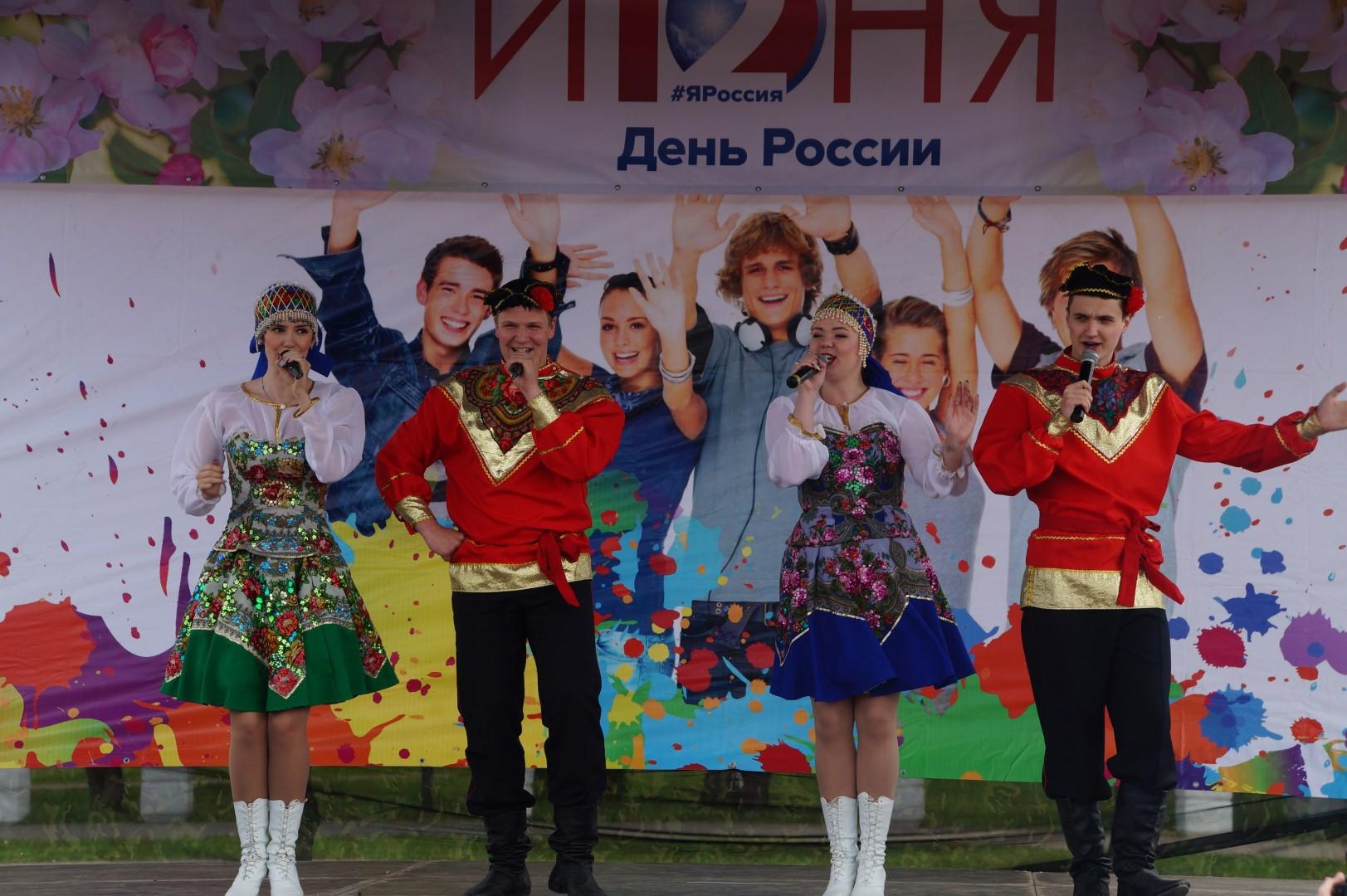 """Ансамбль """"Здравушка"""". Фото предоставлено В. Кузминицкой."""