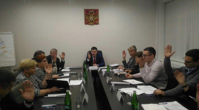 Заседание муниципального совета. Фото из пресс-релиза пресс-службы МГЕР СПб